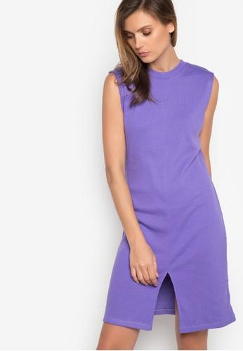 Verve Street purple Shana Dress VE915AA37FTQPH_1