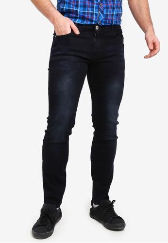Fidelio 黑色 修身牛仔褲 1CC82AAE6D4341GS_1
