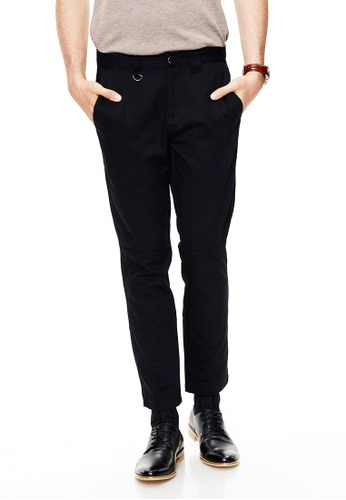 Life8 black Formal Designer Trouser-12011-Black LI283AA0GOP8SG_1