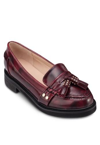 流蘇樂福鞋, 女鞋, zalora時尚購物網的koumi koumi鞋