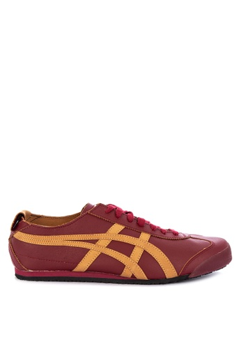 Onitsuka Tiger red Mexico 66 Sneakers D9DEFSHC077677GS_1