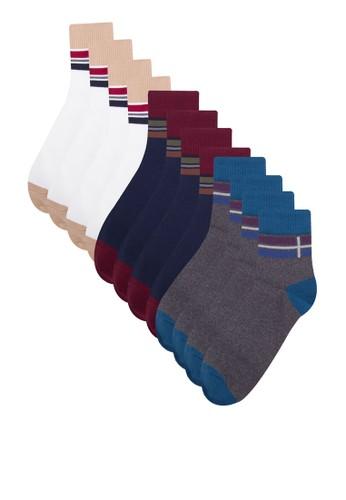 六入撞zalora 內衣色襪子, 服飾, 服飾
