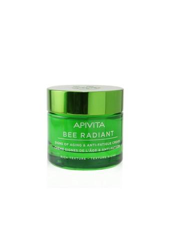Apivita APIVITA - Bee Radiant Signs Of Aging & Anti-Fatigue Cream - Rich Texture 50ml/1.69oz 79254BEF3AAE72GS_1