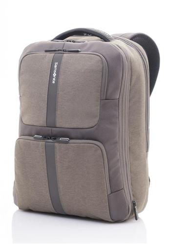 Samsonite grey Samsonite Garde Laptop Backpack IV Exp SA186AC65XBYSG_1