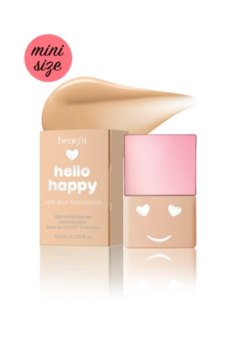 Benefit beige Benefit Hello Happy Soft Blur Foundation Mini Shade 04 8ECD9BE1CAEB69GS_1