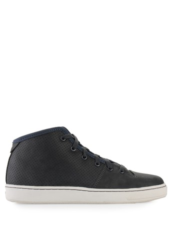 League navy Taka Leather LE825SH71WYQID_1