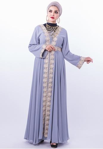 Persian grey Juliana Twenty - Grey DA239AACAECEDEGS_1