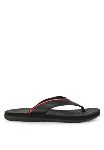 No Fear black Sprinter - Regular Fit Super Sandals 4DDE6SH76A6350GS_1