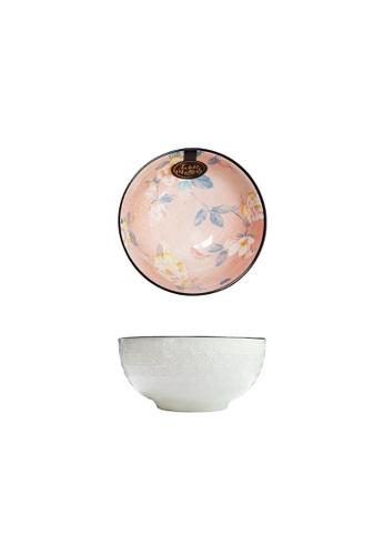 Table Matters multi Camellia - 6 inch Soup Bowl 4B3CEHL8B5D0A9GS_1