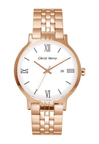 Christ Verra gold Christ Verra Men's Watches CV 71106G-15 SLV 5C946AC6C01A99GS_1