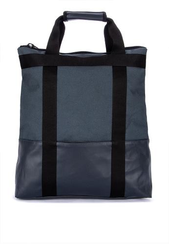 Reisenthel multi Daypack Canvas Blue 9B0E7AC510A361GS_1