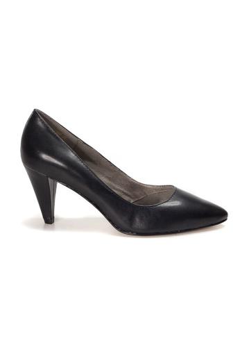 Shu Talk black AMAZTEP Simply Elegant Pointed Toe High Heels 6D4D0SH71997E4GS_1