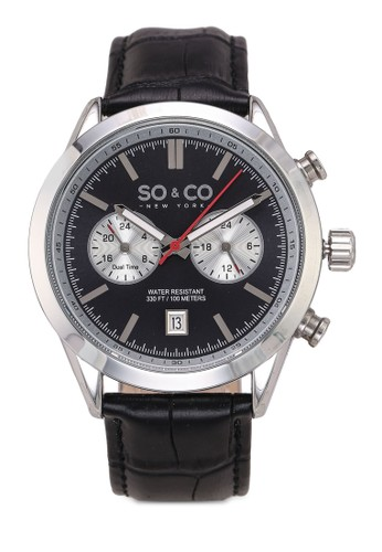 SO&CO silver Monticello Watch 5056 1EA7CAC8431669GS_1