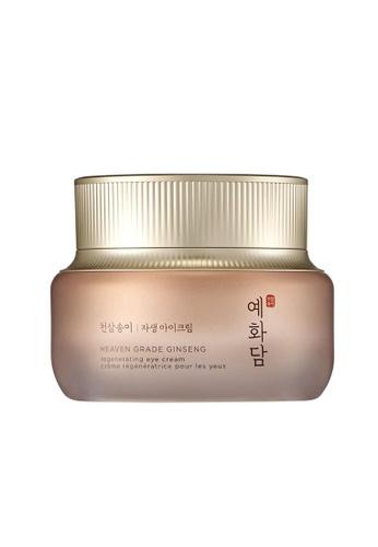THE FACE SHOP Yehwadam Heaven Grade Ginseng Regenerating Eye Cream 0C210BEA70C519GS_1
