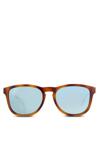 Soho 玳瑁方框太陽眼鏡esprit hong kong, 飾品配件, 飾品配件