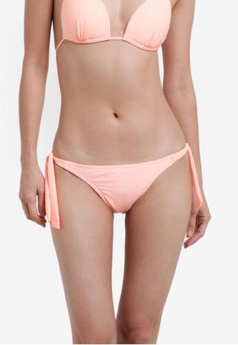 Rip Curl pink Sun And Surf Classic Pant Bikini Bottom RI364AA0S58FMY_1