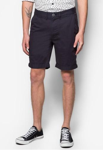 基本款休閒短褲, esprit手錶專櫃服飾, 短褲