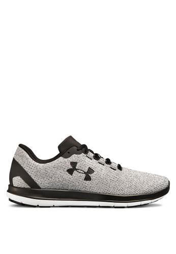 Under Armour grey UA Remix Shoes 063D2SH04AB1BCGS_1