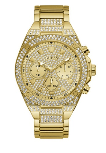 Guess Watches gold Mens Sport Watch GW0059G2 2693BAC29C112CGS_1