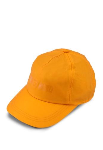 niko and ... orange Casual Cap 9CBC9ACC17E529GS_1