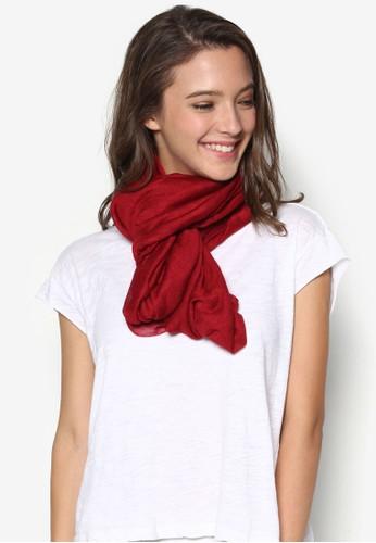 素色尖沙咀 esprit outlet多用途圍巾披肩, 飾品配件, 披肩