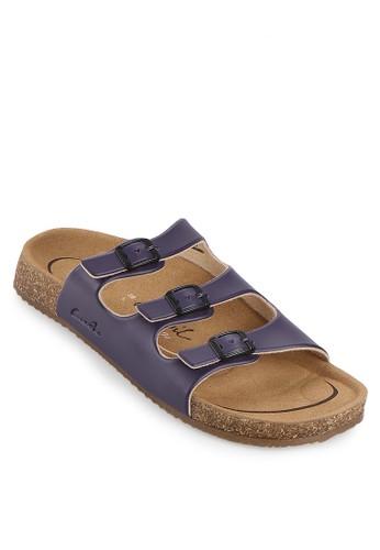 CARVIL Ladies Sandal Footbed Khanza-03L