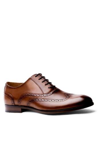Twenty Eight Shoes Galliano復古雕花真皮皮鞋 8113 6FAFESHAF50139GS_1