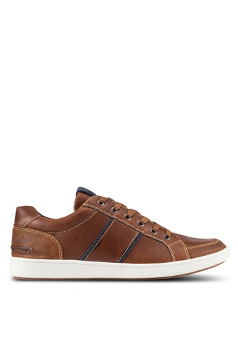 Kenneth Cole New York brown DESIGN 20067 - Lace Sneakers KE615SH0RMLZMY_1