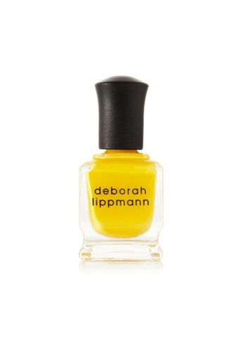 Deborah Lippmann yellow Walking On Sunshine DE207BE24WSDSG_1