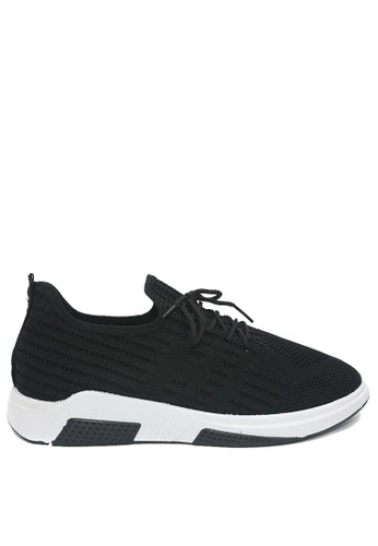 Dr. Kevin black Dr. Kevin Men Sneakers 13373 - Black 6D894SH314CD67GS_1