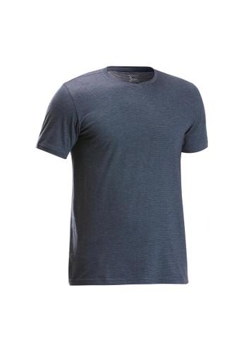 Decathlon country walking T-shirt - NH500 Fresh - 8583054 F3387AACD355C4GS_1