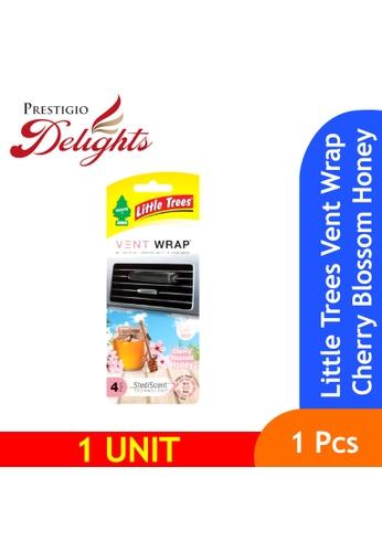 Prestigio Delights yellow Little Trees Vent Wrap Cherry Blossom Honey CD595ESFF72AE8GS_1