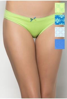 Ladies' 5-in-1 Low Rise Bikini Set