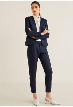 d449ec79d679 20% OFF Mango Linen Suit Trousers RM 177.90 NOW RM 141.90 Sizes 34 36 38 40  42