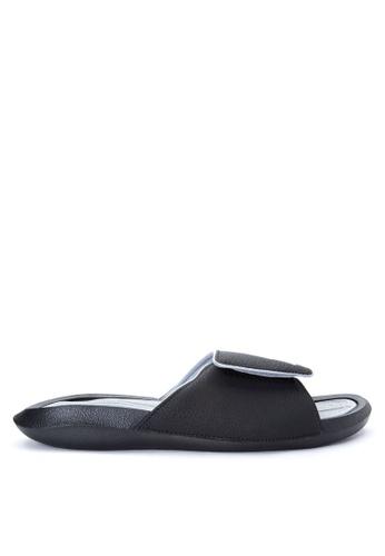 Nike black Men's Jordan Hydro 6 Sliders NI126SH0RMVPMY_1