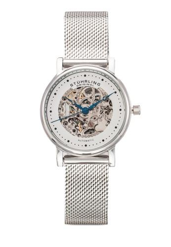 Stuhrling Original silver Stuhrling Original Casatorra 832L Watch ST251AC26MZTMY_1