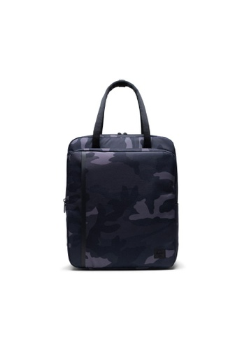 Herschel multi Herschel Travel Tote Backpack Night Camo - 18L 6C72BAC249AE4DGS_1