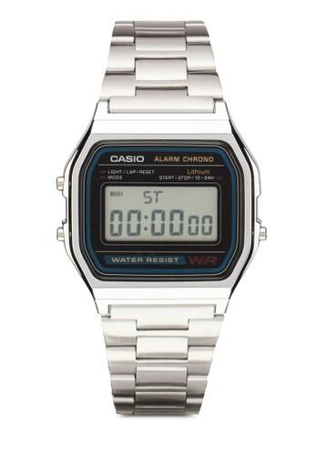 A158WA-1DF 電子esprit 品質金屬鍊錶, 錶類, 飾品配件