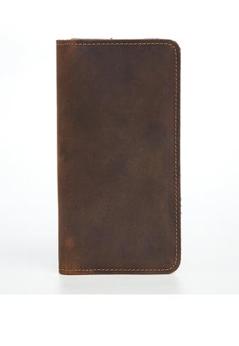 Twenty Eight Shoes Handmade Vintage Leather Wallet 2043 C91EFACF6D2173GS_1