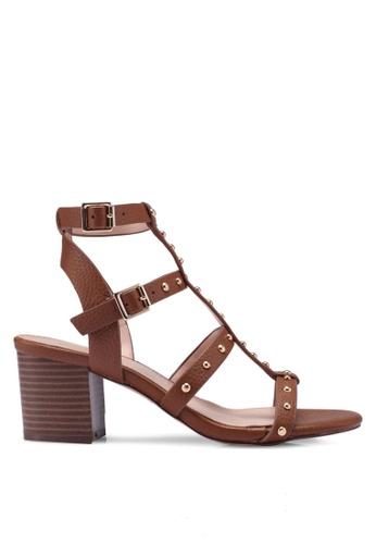 ALDO brown Erilawia Heels F7420SH9C0E5CBGS_1