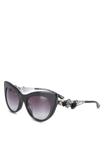 3bc83d7ee78 Dolce   Gabbana black DG4302BF Sunglasses DO384GL46VXPMY 1