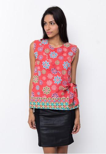 Batik Etniq Craft Kiara Blus Batik Pekalongan