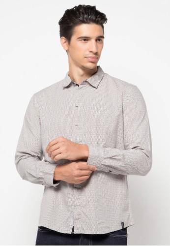 X8 grey Josiah Shirt X8323AA73DPMID_1