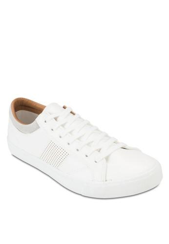 白色 Pesprit outlet 香港U Trainers, 鞋, 鞋