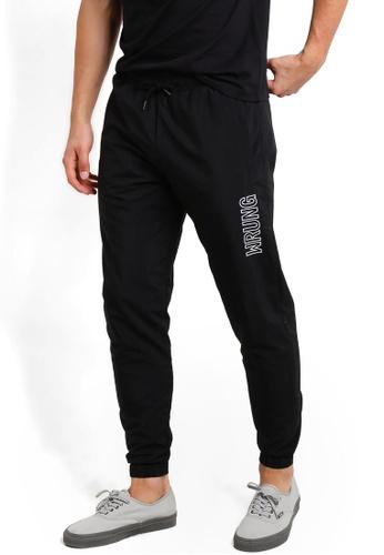 Wrung black Jam Pants WR395AA63MQMMY_1