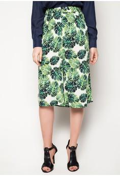 Full Print Culottes