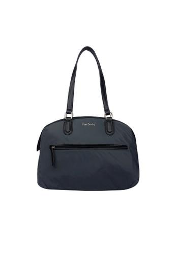 Pierre Cardin grey Pierre Cardin Premium Medium Tote Bag 714DBAC0893396GS_1
