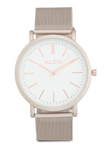 ALDO pink Jeon Watch A3E33AC03B40C6GS_1