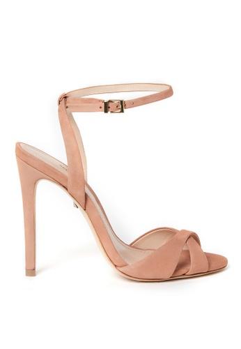 Schutz beige SCHUTZ Strap Sandal - DOLLIE (TOASTED NUT) FAEC3SHBBF72DAGS_1