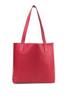 Claire Genuine Leather Tote